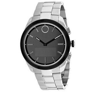 Movado Men's Bold motion 3660013 Black Dial Watch