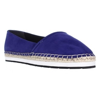 Kenneth Cole Cara Espadrille Flats - Blue