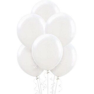 Amscan 113500.99 Balloon Latex 9 in. Pastel Assorted - Pack of 240
