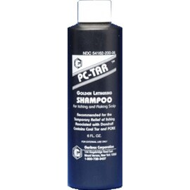 PC Tar Medicated Coal Tar Shampoo 6 oz