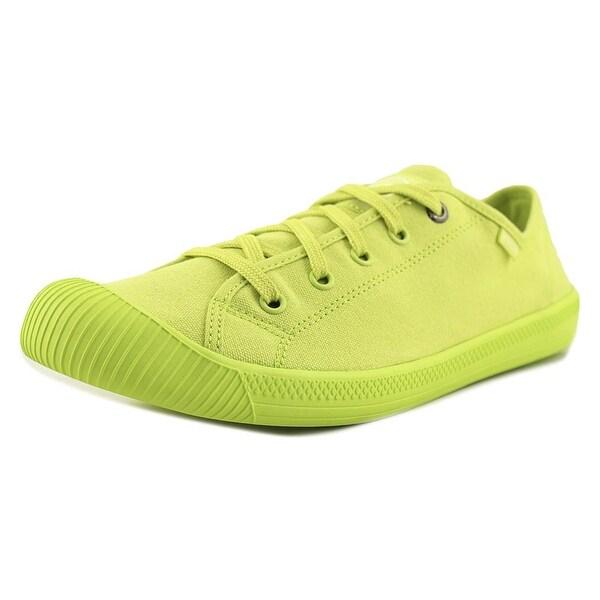 Palladium flex lace m Women Lemon Sneakers Shoes