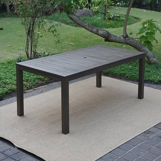 Surfside Outdoor Rectangular Dining Table by Havenside Home