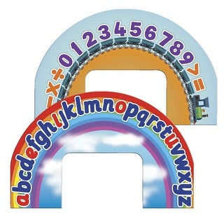 Junior Learning Touchtronic Placeholders for Letters and Numbers