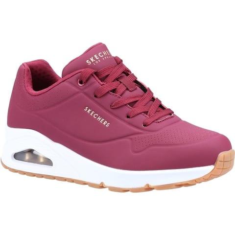 Skechers Womens/Ladies Uno Stand On Air Sneakers