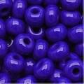 Czech Seed Beads 6/0 Royal Blue Opaque (1 Ounce) - Thumbnail 0