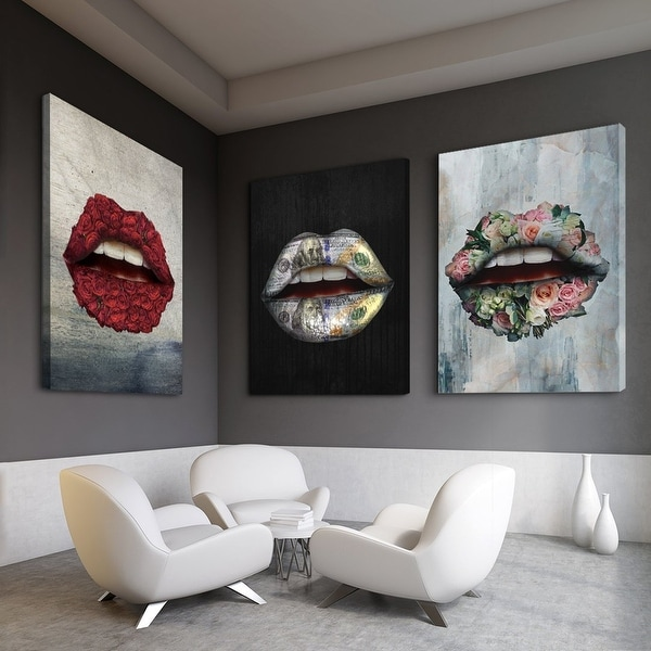 Shop Ikonick Seduction Bundle Canvas Art On Sale Free