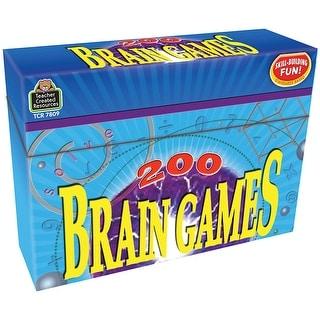 200 Brain Games Game