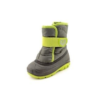 Kamik Snowbug 3   Round Toe Canvas  Snow Boot