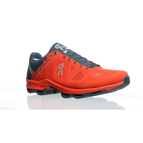765c5c2026 Shop On Cloud Mens Cloudsurfer Spice Shadow Running Shoes Size 11.5 ...