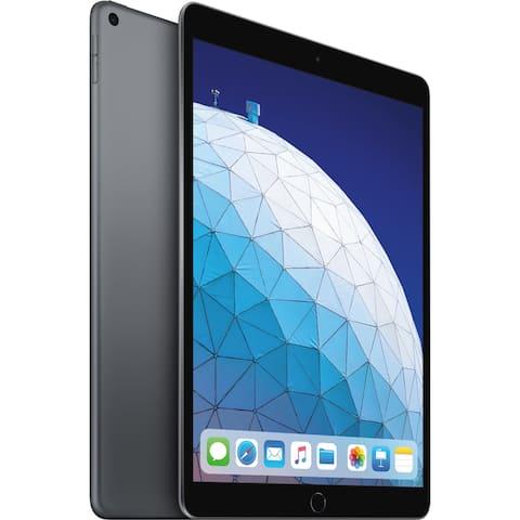 """Apple 10.5"""" iPad Air (Early 2019, 64GB, 256GB, Wi-Fi, Wi-Fi + 4G LTE)"""