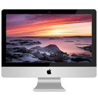 "Apple iMac MC309LL/A 21.5"" Intel Core i5-2400S X4 2.5GHz 4GB 500GB, Silver (Certified Refurbished)"