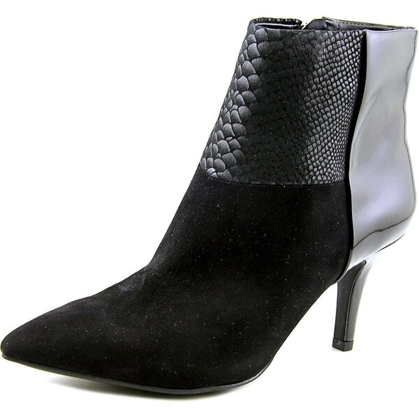 Anne Klein Yarisol Women Blk Mul Boots