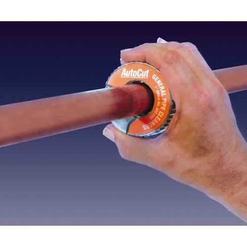 General Pipe Cleaners ATC12 1//2-Inch AutoCut Copper Tubing Cutter