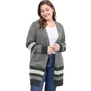 912371f84eb Buy Women s Plus-Size Sweaters Online at Overstock