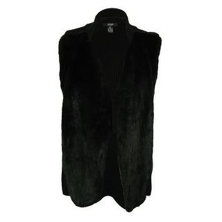 Alfani Women's Faux Fur Vest