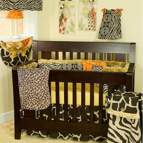 Cotton Tale Sumba 7-piece Crib Bedding Set