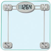 Taylor 75274192 Digital Bath Scale, High Tempered Glass Platform,400 Lb