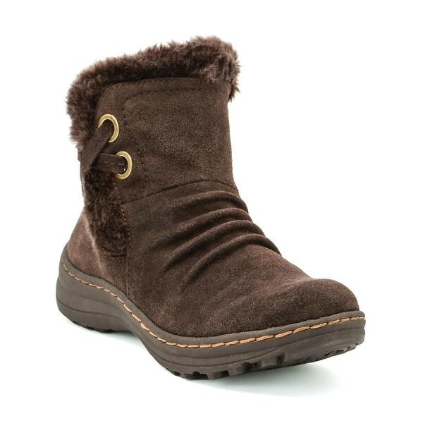 Baretraps Adalyn Women's Boots DK BROWN SDE - 5.5