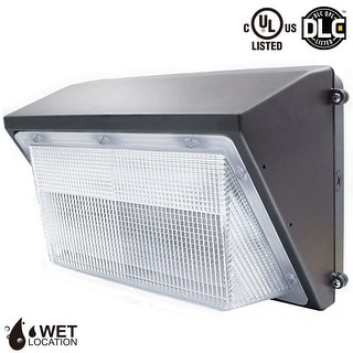LeonLite LED 45W/70W Wall Pack Light,5000K Daylight