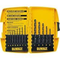 Dewalt 13-Pc. Black Oxide Drill Bit Set