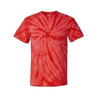 Cyclone Pinwheel Short Sleeve T-Shirt - Red - S