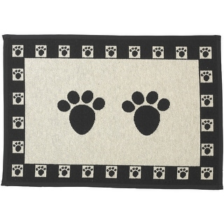 "Petrageous Designs Tapestry Placemat 19""X13""-Paws"