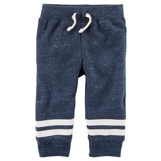 Carter's Baby Boys' Pull-On French Terry Joggers, 3 Months