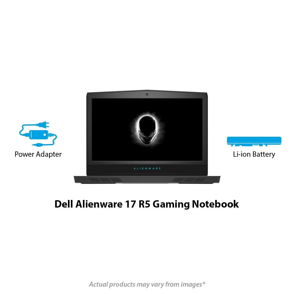 Dell Alienware 17 R5 Gaming Notebook AW17R5-7441SLV Notebook