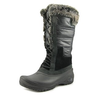 The North Face Shellista II Tall Women Round Toe Canvas Winter Boot