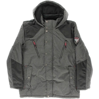 Big Chill Boys Fleece Coat