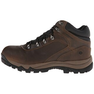 Northside Mens apex mid hiker Leather Closed Toe Ankle Safety Boots - 7