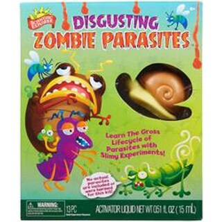 - Scientific Explorers Disgusting Zombie Parasites