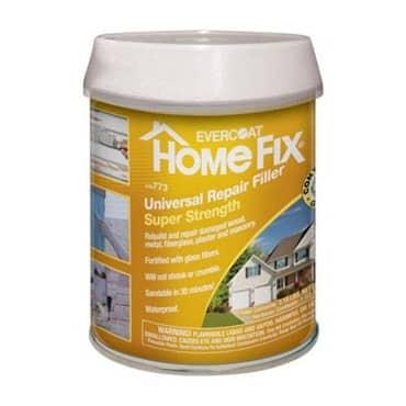 Evercoat 100773 Home Fix Universal Repair Filler, 1 Quart