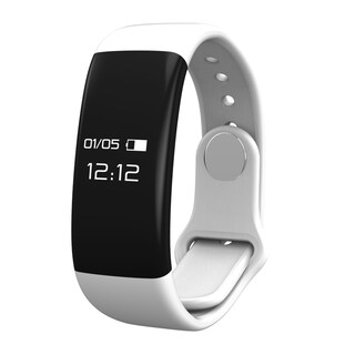 TechComm Y30 Water Resistant Fitness Tracker Heart Rate iOS & Android