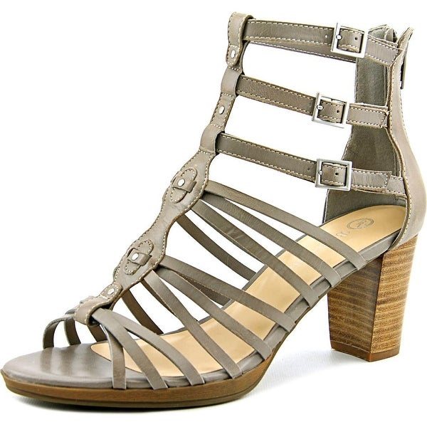 Bella Vita Layne Women W Open Toe Leather Sandals