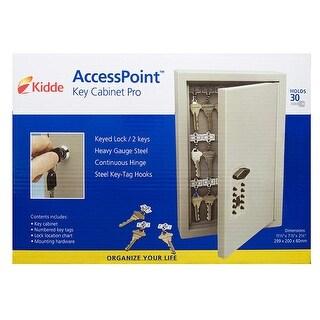 Kidde 1795 Kidde Heavy Duty Key Cabinet With TouchPoint Lock