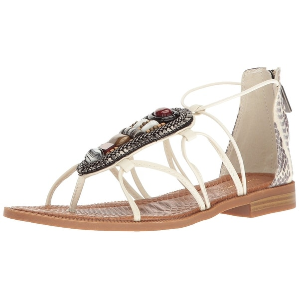 Nine West Womens Grinning Open Toe Casual Strappy Sandals