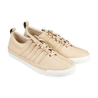 K-Swiss X Billy Reid Arlington VT Mens Tan Leather Lace Up Sneakers Shoes