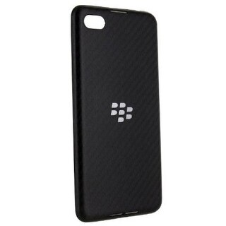 OEM Blackberry Z30 Battery Door Cover ASY-53961-010 (Verizon Logo) - Black