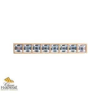 Bosetti Marella 101614 2-1/2 Inch Center to Center Bar Cabinet Pull