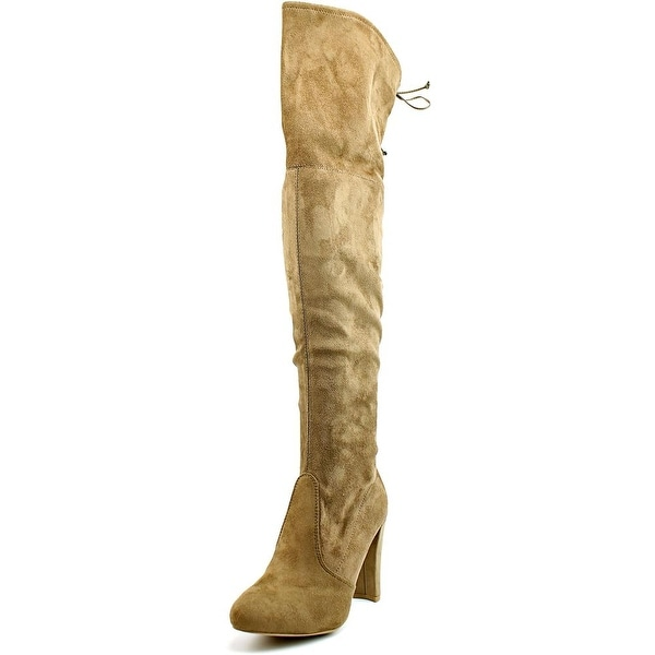 Legend Footwear Amaya-01 Women Round Toe Synthetic Over the Knee Boot