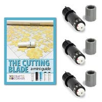 Replacement Blade 3-Pack New Silhouette Sd Cameo Digital Die Cutter Machine