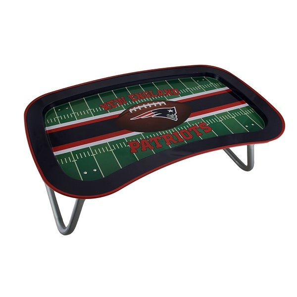 Shop Nfl New England Patriots Multi Function Metal Lap
