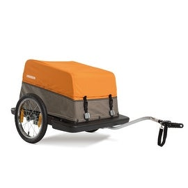 Croozer Cargo 2 in 1 bicycle trailer