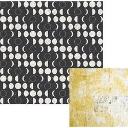 """Lunar-High Five Double-Sided Cardstock 12""""X12"""""""