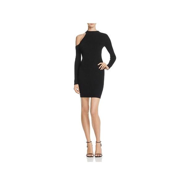53688dc072d46 Shop Guess Womens Brittani Cocktail Dress Knit Sheath - Free ...