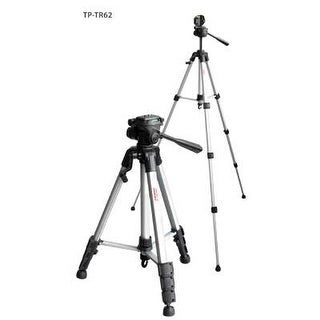 "Digipower Tp-Tr62 62"" Tripod With 3Way Pan Head F/ Digital Camera D-Slr & Camcorder"