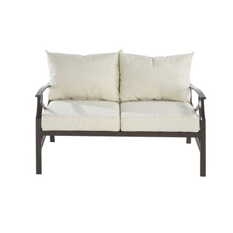 Saint Birch Luxi 2-piece set Loveseat with Coffee Table