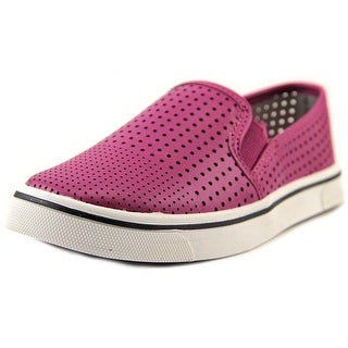 DV Kids Ikara Round Toe Synthetic Sneakers