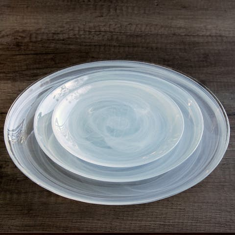 NUAGE 12 Pcs. Plate Set - 11""